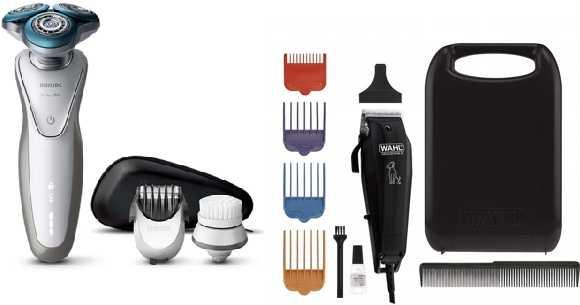 Electrodomésticos para higiene masculina