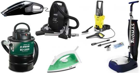 Electrodomésticos de limpieza Hiraoka