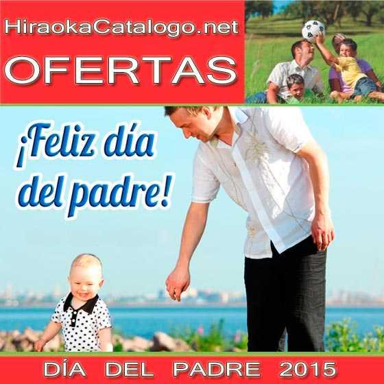 Catalogo Hiraoka día del Padre