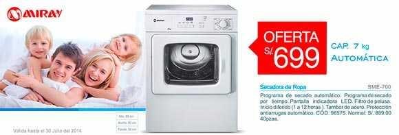 Lavadora secadora al mejor precio