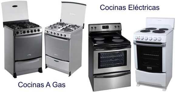 Hiraoka Cocinas a gas y eléctricas