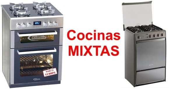 Hiraoka cocinas mixtas
