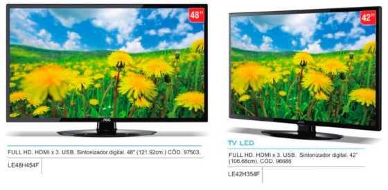 Peru televisores smart TV