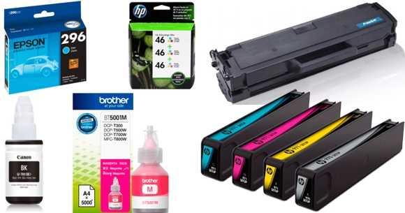 Hiraoka computadoras tintas de impresoras