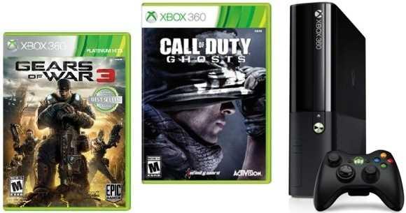 Microsoft Xbox 360 juegos y mucho más