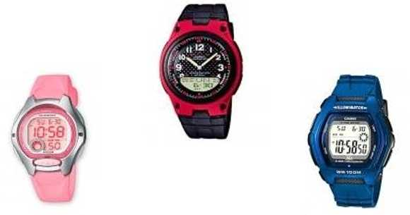 Reloj Infantil Casio