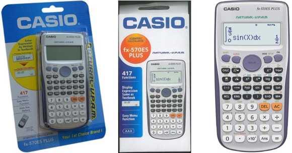 Hiraoka calculadoras científicas
