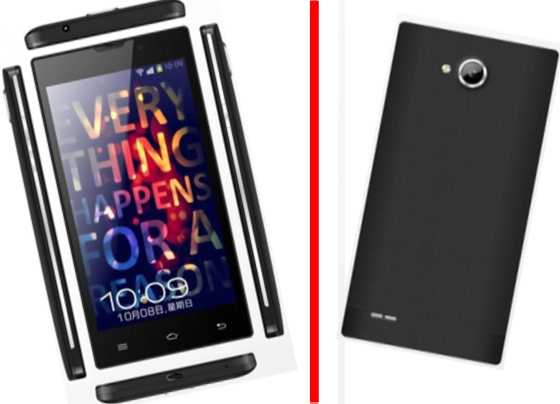 Smartphone completo Miray