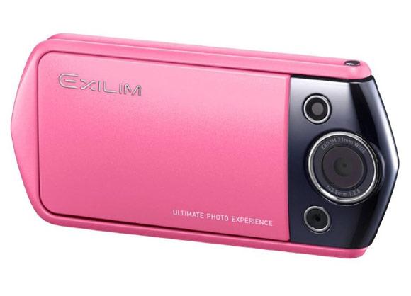 Camara digital Casio EX-TR10SP