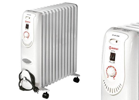 Hiraoka radiadore electrico