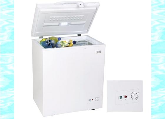 Congeladora Freezer de 160 litros