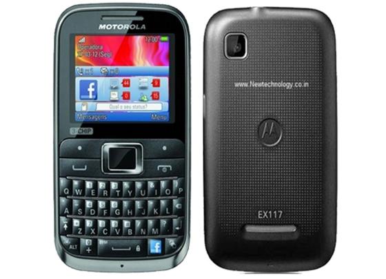 Celular Motorola Convencional con las ventajas de un Smartphone