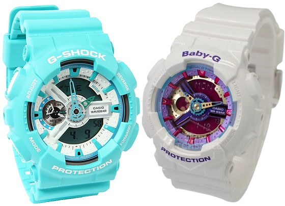 Reloj Casio para proteger a tus niños