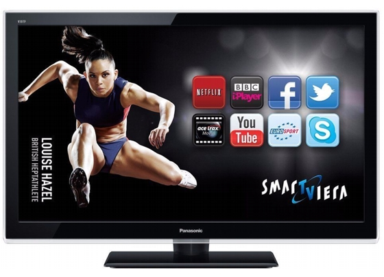 Smart TV Panasonic de 50 pulgadas
