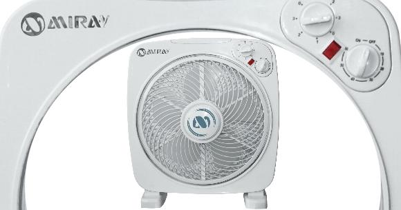 Turbo Ventilador Circular de la marca Miray