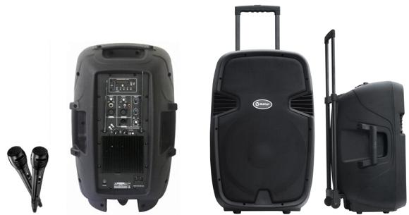 Parlante Amplificador con tecnología Bluethoot
