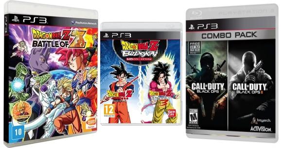 Los nuevos juegos para PS3