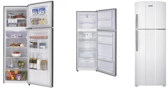 Refrigerador con Freezer Coldex