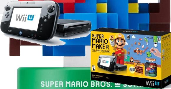 Consola Wii de Mario Maker