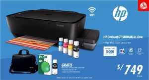 HP impresoras Hiraoka