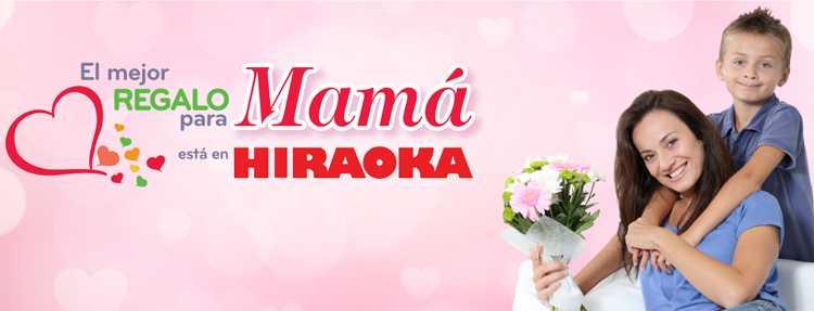 Dia de la madre Hiraoka