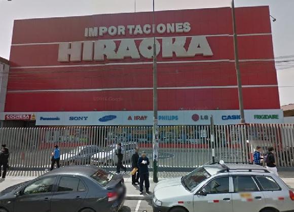 Gran tienda de Hiraoka en Independencia