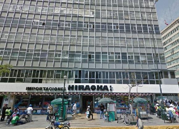 importaciones Hiraoka tienda en Lima