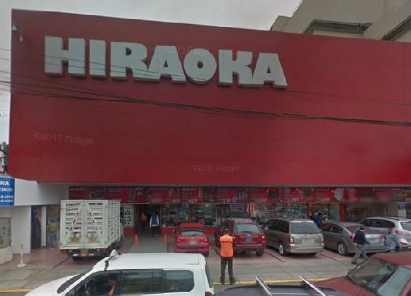 Hiraoka en Miraflores tiendas