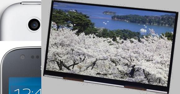 Hiraoka tablet resolución y cámaras