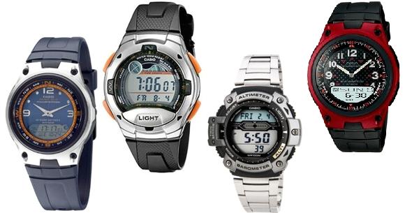 Hiraoka relojes para uso diario