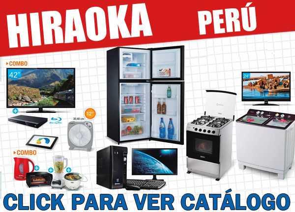 Catálogo de Hiraoka importaciones