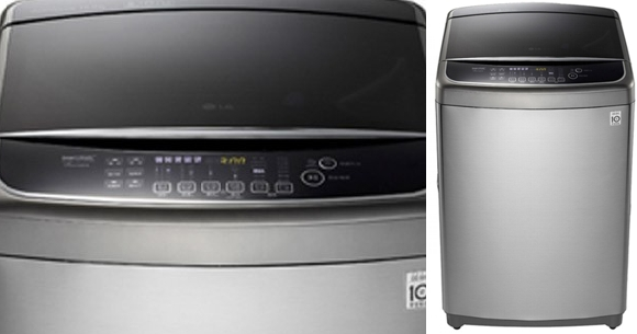 Lavadora Automática LG Carga Superior
