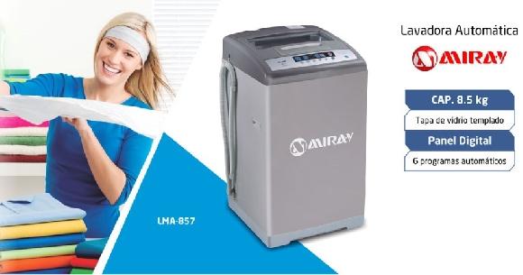 lavadora Miray oferta Hiraoka
