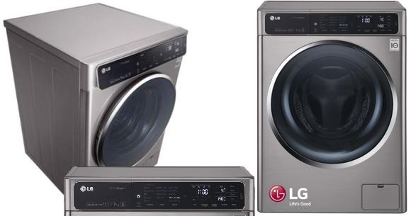 Ofertas de lavadores secadoras LG carga frontal
