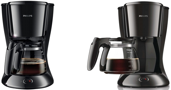 Cafetera semiautomática Philips