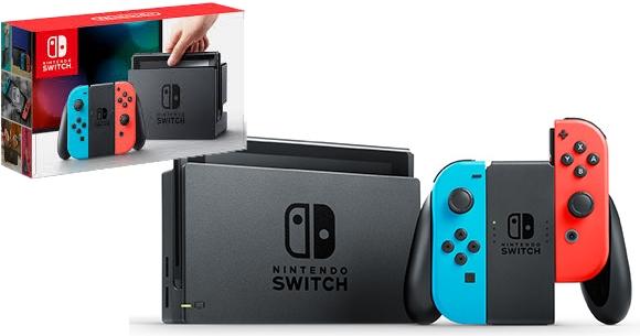 Consola de videojuegos Nintendo Switch