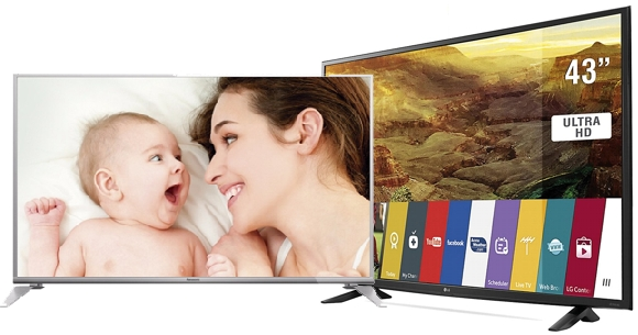 TV digital Panasonic 43 pulgadas