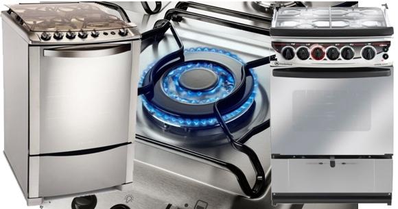 Cocina 4 hornallas a gas Electrolux