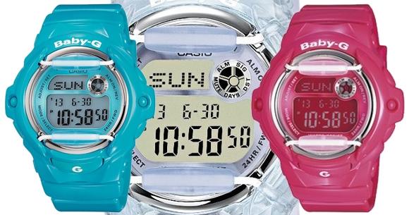 Reloj Baby - G Hiraoka