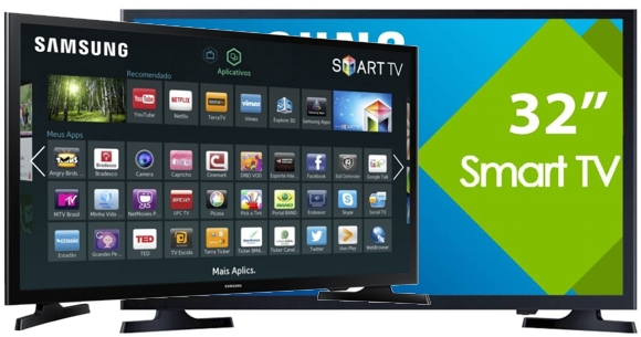 Smart TV Samsung inteligente 32 pulgadas