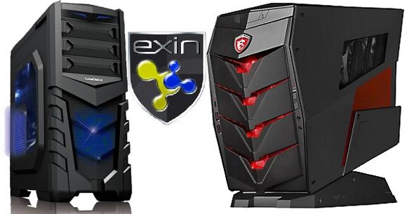Computadora de escritorio Exin Core ¡5