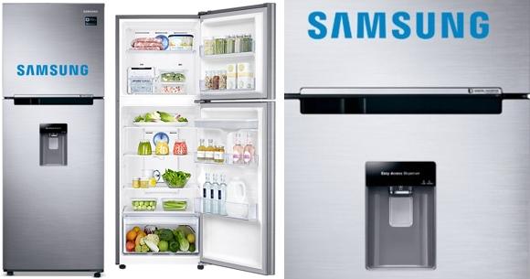 Refrigerador Samsung 295 Lt.