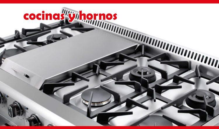 Cocinas Hiraoka hornos