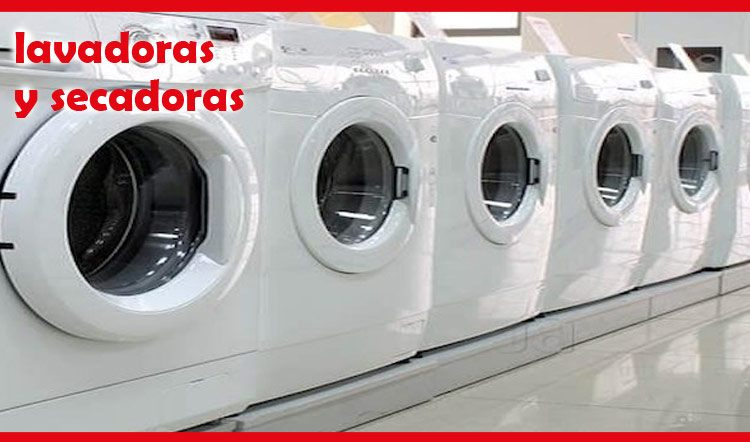 secadoras Hiraoka lavadoras