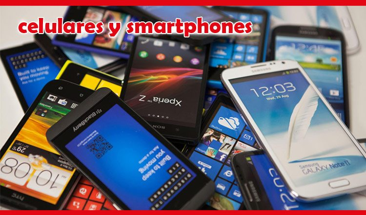 Celulares Hiraoka smartphones