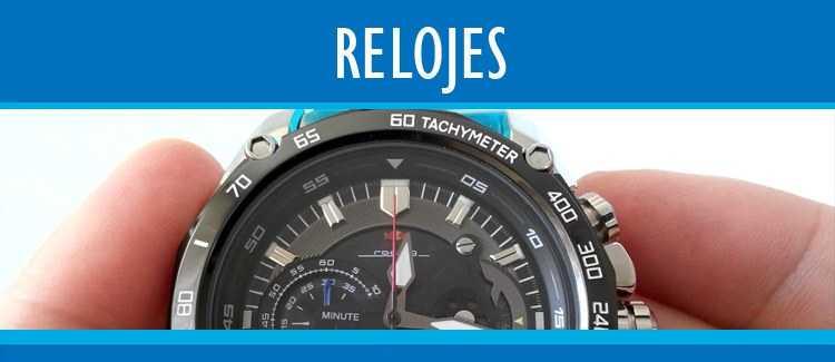 Hiraoka relojes