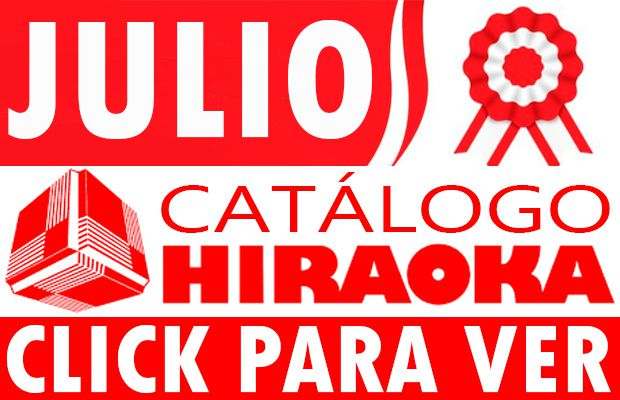 Hiraoka julio online