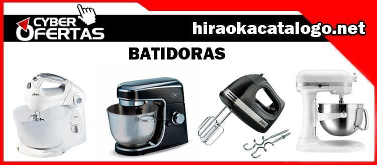 Batidoras Hiraoka Cyber Days