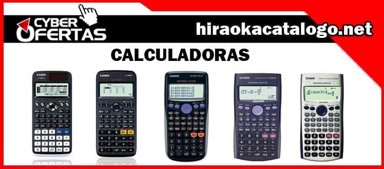 Hiraoka calculadoras Cyber Days
