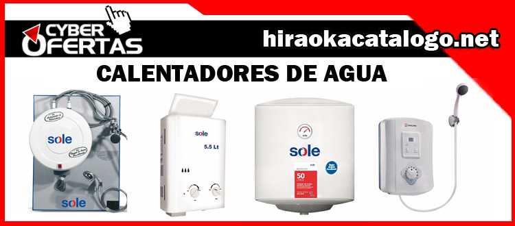Hiraoka calentadores de Agua